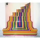 Нескучные лестницы; Добавьте ступенькам цвета