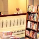 Дизайн интерьера книжного магазина