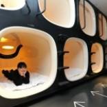 Интерьер мини-отеля в стиле минимализм