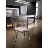 Итальянская стеклянная мебель
