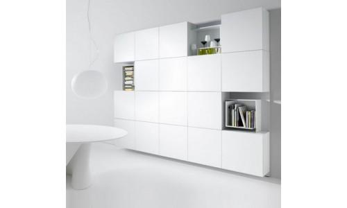 Белые стенки из Италии с фото