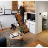 Выдвигающиеся элементы; решение для экономии места в Micro-Suites