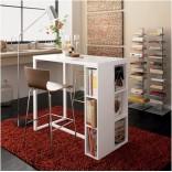 Высокий кухонный стол