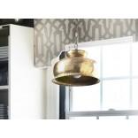Лампа переделанная из чаши