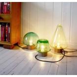 Винтажные люстры разных цветов и светильники