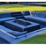 Архитектор Douglas Burdge и его утопленный пикничок на заднем дворе