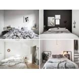 Спальня в скандинавском стиле. 4 базовых принципа