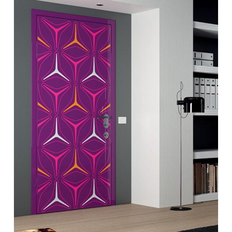 Необычные двери межкомнатные своими руками 71