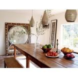 Коллекция обеденных столов в интерьере