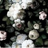Обои с цветочным дизайном; подборка интересных примеров