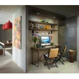 Рабочее место на дому: подборка интересных примеров