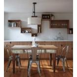 Дизайн интерьера: малогабаритная квартира в Бруклине