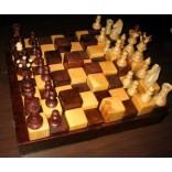 """Как я делал сыну 3D или """"горные"""" шахматы"""