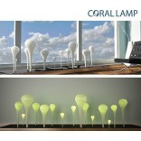 Коралловые лампы