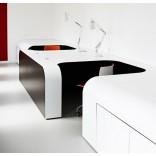 Современная офисная мебель; креативное агентство в Гамбурге