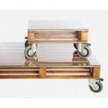 Шуруповерт и наждачка – мебель из старых паллет
