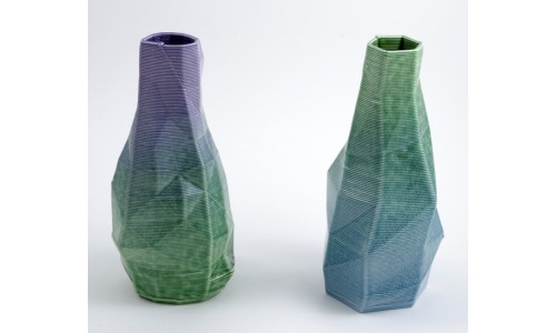 3D-печать керамики с последующим обжигом