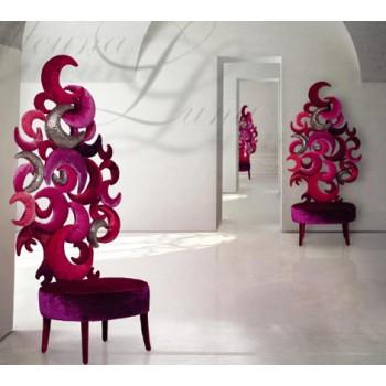 Sicis Next Art Furniture – декаданс и фэнтези