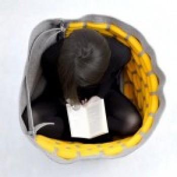 Snug — уютное сидение и кокон от Kumeko