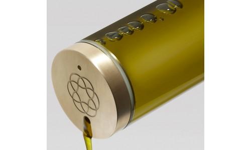 Бутылка для оливкового масла ручной работы