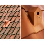 Скворечник на крыше от Klaas Kuiken
