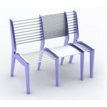Раскладной стул-скамейка