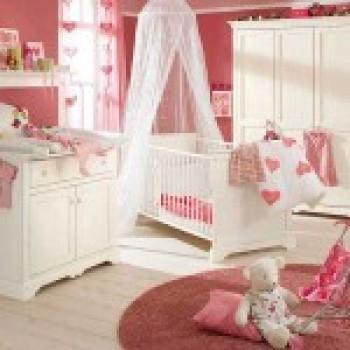 Детская комната для новорожденных. Примеры интерьеров с фото