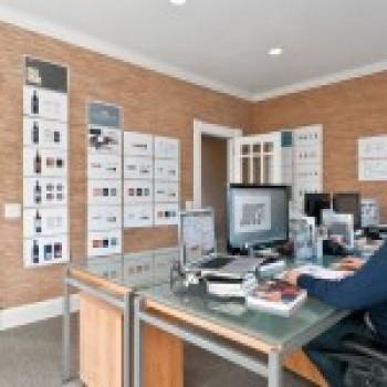 Не домашний офис, но офис по-домашнему