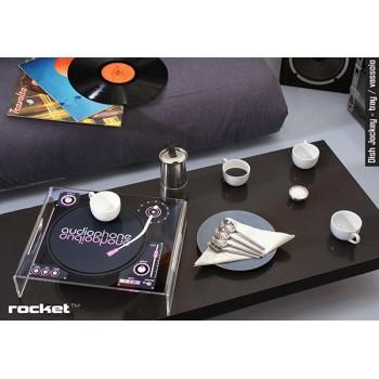 Rocket Design – интерьер в стиле Рок