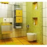 Идеи дизайна маленькой ванны – 75 примеров с фото