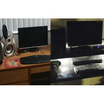Было/Стало: Компьютерный стол своими руками из Икеевских компонентов