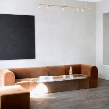 Интерьер офиса архитектурного бюро Norm Architect