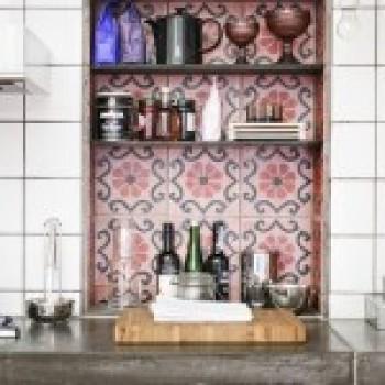 Керамическая плитка: 10 неожиданных способов использования