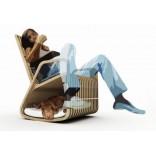 Кресло-качалка для двоих