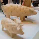 Свинья-скамья в натуральную величину