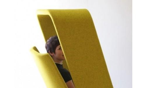 Windowseat – кресло, которое отгораживает вас от окружающей обстановки