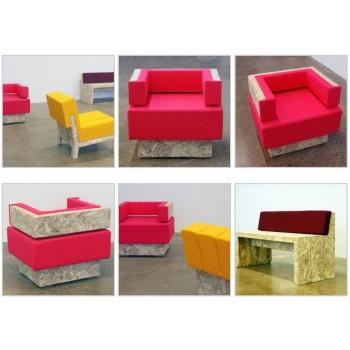 Мебель из строительной пены