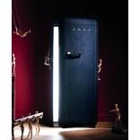 Джинсовый холодильник от SMEG