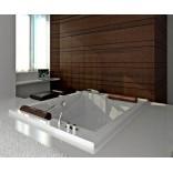 Подъемная кровать и джакузи в одном месте