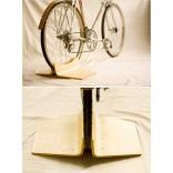 Компактная подставка для велосипеда