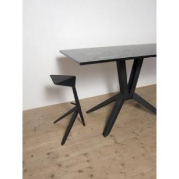 Set 02: стол для дизайнера + табурет