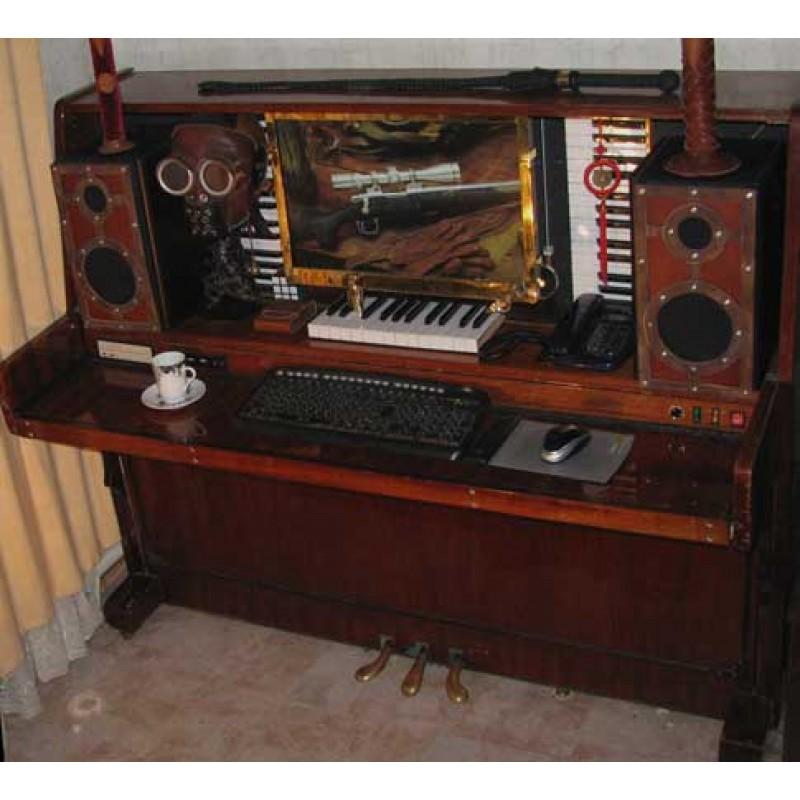 Из старого пианино своими руками 42