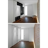 Шкафы и клозеты с раздвижными дверцами