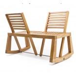 Скамейка для двоих