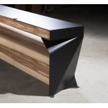 Оригинальная стойка с выдвижными ящиками