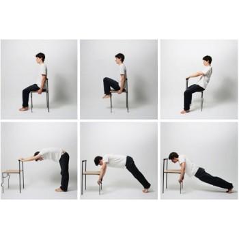 Офисное кресло-качалка