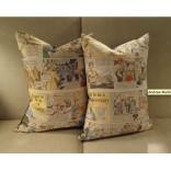 Декоративные подушки с печатью на заказ