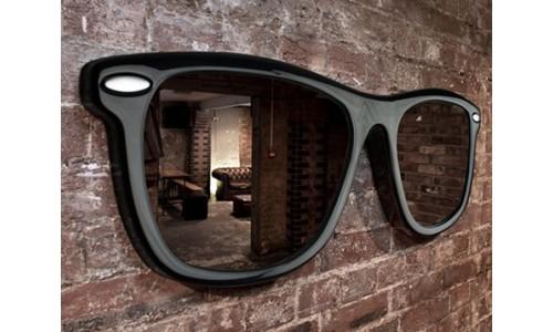 Looking Good! настенное зеркало в фанки-стиле от Thabto