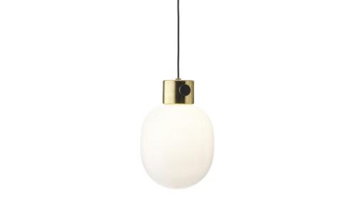 JWDA Metallic Pendant Light