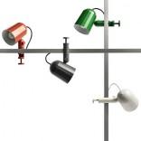 Лампы на клипсе разнообразных цветов